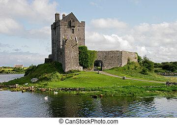 castillo, dunguaire, irlanda