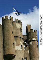Castillo en Escocia 2