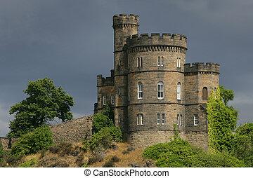 Castillo en Escocia