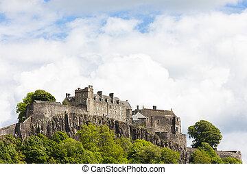 Castillo en Stirlingshire, Escocia