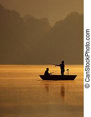 Casting para peces