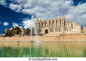 Catedral de Palma en Mallorca