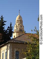 Catedral en Jerusalén