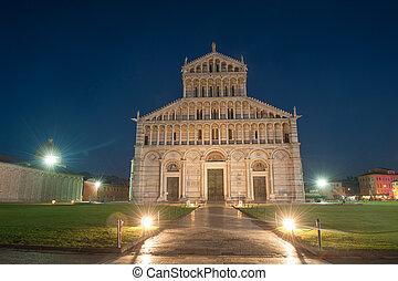 Catedral en pisa