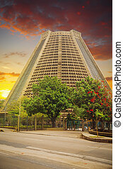 Catedral Metropolitana en Río de Janeiro