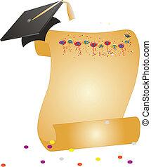 Celebraciones de graduación...