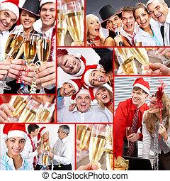 Celebrando el nuevo año