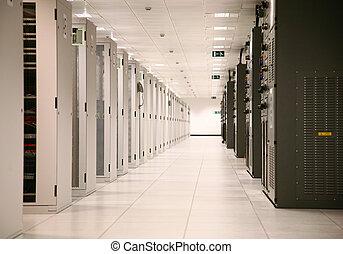 Centro de datos del Enterprise