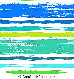 cepillado, patrón, multicolor, líneas, rayado