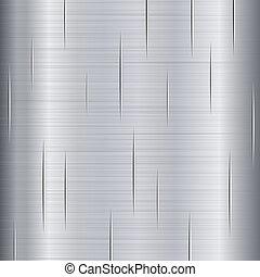 Cepillado textura de metal