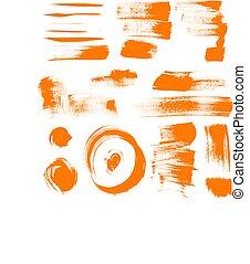 Cepillos de naranja