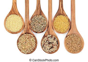 Cereales y cereales