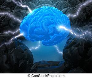Cerebro de energía