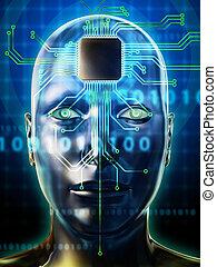 cerebro, procesador