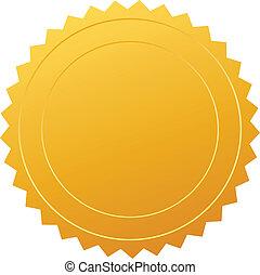 Certificado de vector
