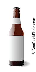 Cerveza de botella