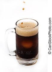 Cerveza de raíz