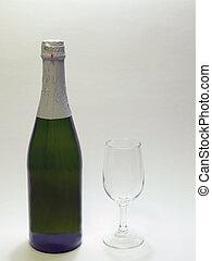 Champán y cristal