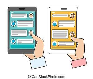 Chat bot conectado