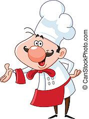Chef amigable