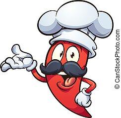 Chef de pimienta