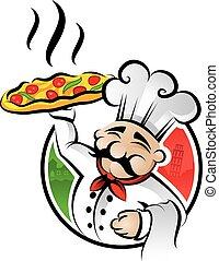 Chef de pizza