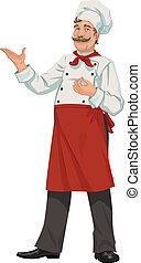 Chef - ilustración