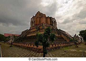 chiang mai, templos
