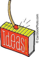 chispas, idea, igual