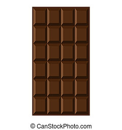 chocolate, bar.