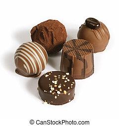 chocolate, reunión
