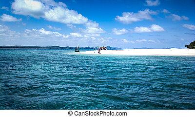chumporn, koh, kai, isla, tailandia