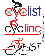 Ciclista, ciclista, bicicleta