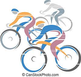 ciclo, carrera