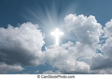 cielo, cruz