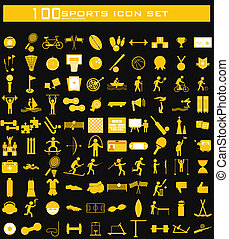 Cien iconos de deportes limpios