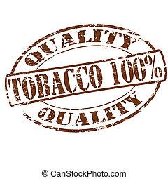 cien, porcentaje, tabaco, uno