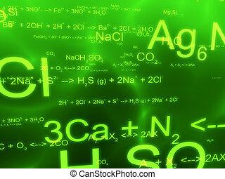 ciencia, ilustración