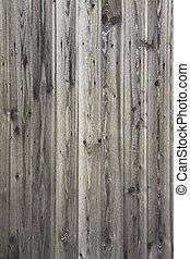 cierre, madera, background;, tablones, arriba