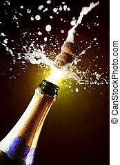 Cierren el descorcho de champán
