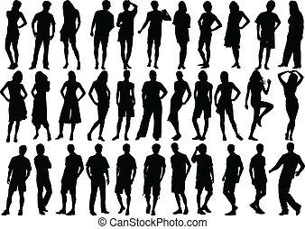 cifras humanas