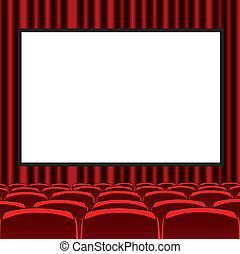 Cine de sala roja
