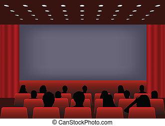 cine, investigación