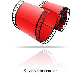 Cine rojo