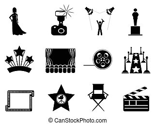 Cine y Oscar símbolos