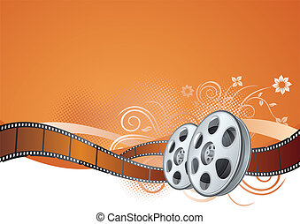 Cinta de cine, elemento de cine