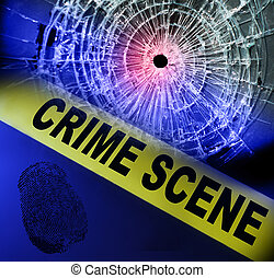 Cinta de escena del crimen