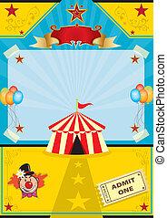 Circo en la playa