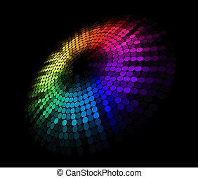 Circulo abstracto