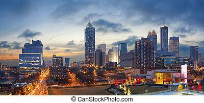 Ciudad de Atlanta.